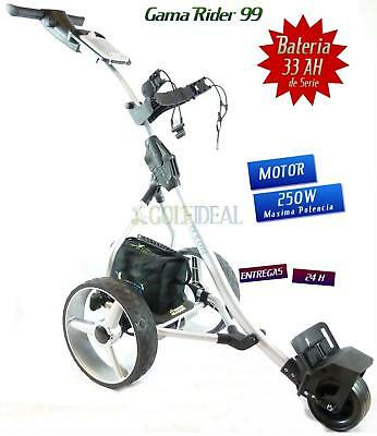 Carro De Golf Electrico R99 Aluminio 250W 33Ah Entr 24H Electric Golf Trolley