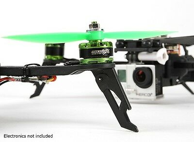 3 x Quanum Trifecta Mini Foldable Tricopter Frame (KIT)