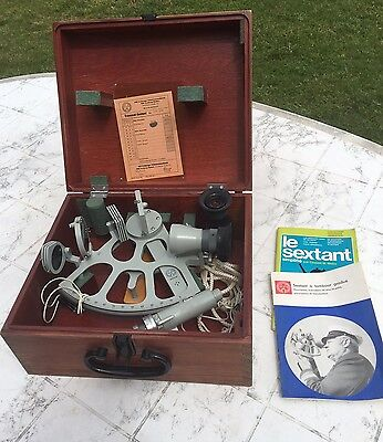 Ancien Sextant Made In RDA
