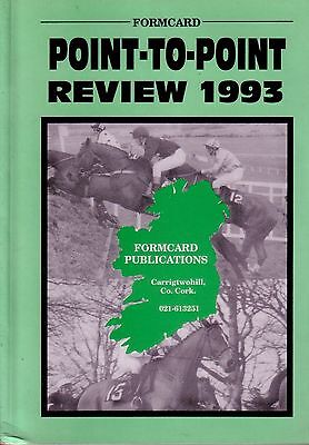 Irish Point To Point Review 1993 (Softback)
