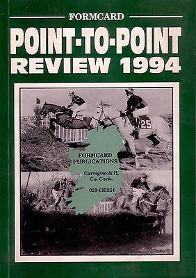 Irish Point To Point Review 1994 (Softback)