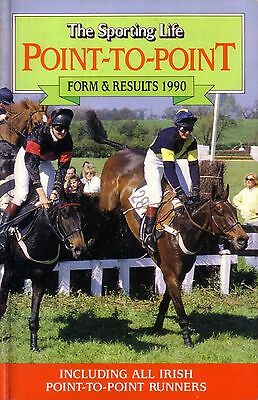 Sporting Life Point To Point Form & Results 1990