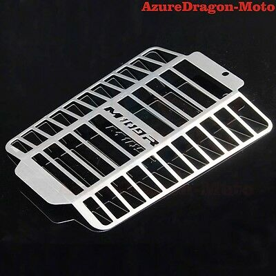 Chrome Radiator Grille Cover For Suzuki Boulevard M109R 2006 2007 2008 2009 2010