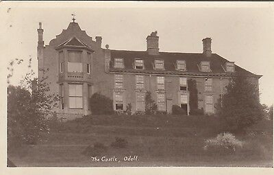The Castle At Odell, Lost Country House, Rp, Bedfordshire 1930