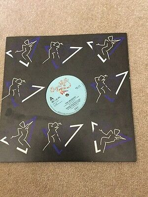 """Grand Master Flash & The Furious Five The Message Vinyl 12"""" Single"""