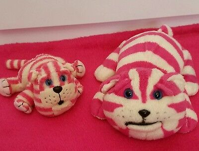 Bagpuss Soft Toy And Beanie