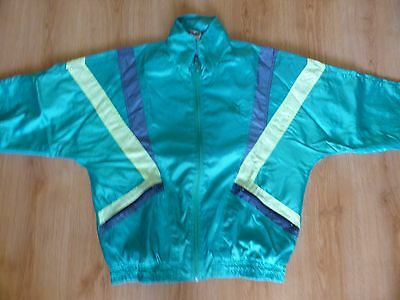 Puma Retro Vintage Shell Suit Jacket size Medium