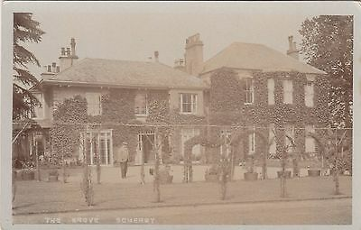 The Grove, Country House In Somerby, Rp, Rutland, 1909