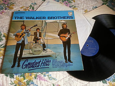 THE WALKER BROTHERS  -  GREATEST HITS   ( Double )  LP