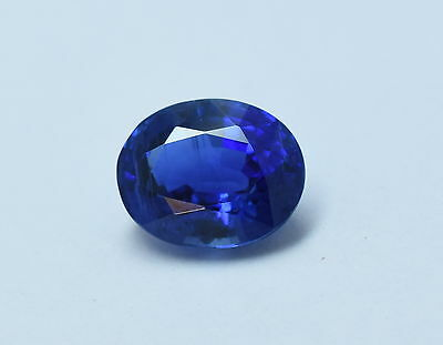 100%  NATURAL FACETED KYANITE OVAL CUT BEST QUALITY KYANITE GEMSTONE SIZE  9x11