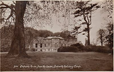 Duporth House, Lost Country House, Nr St. Austell, Cornwall. Rp, 1935.