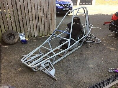 Off Road Buggy, Edge Piranha, Project