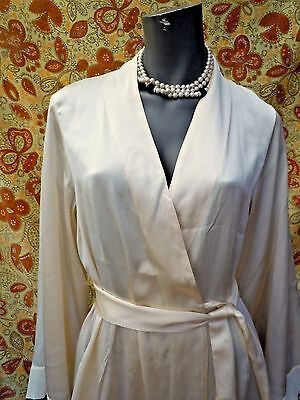 pure silk dressing gown robe hollywood glam uk 10 august silk