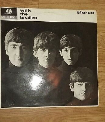 The Beatles - With The Beatles lp vinyl