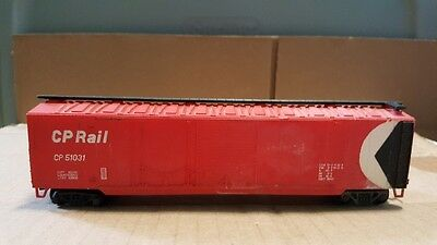 Accurail50' Thrall Door Ho Scale Cp Rail Cp#51031 Excellent Vintage