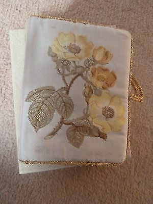 Vintage Silk  J & J Cash Needle Work  Case Brand New & Boxed