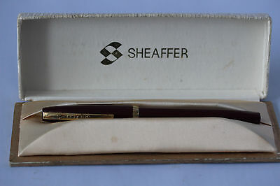 Vintage Sheaffer's Imperial Fountain Pen Boxed Circa 1960