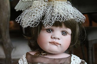 Doll Bless our World by Linda Valentino-Michel #92