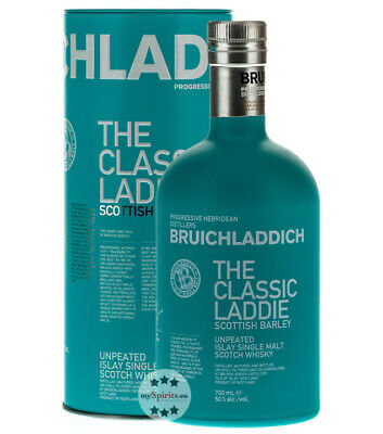 Bruichladdich The Classic Laddie Scottish Barley Whisky / 50 % Vol. / 0,7 Liter-
