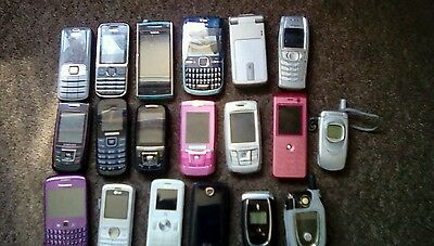 Job lot untested mobile phones