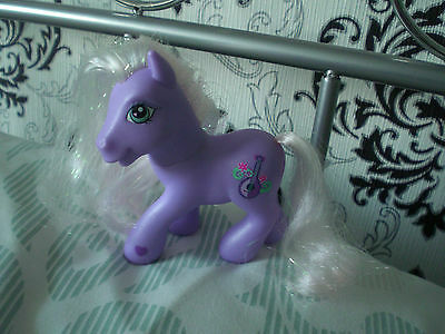 My Little Pony G3 Rare Sweetsong version 3