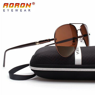 HD-Polarized-Men's-Sunglasses-UV400-Outdoor-Sports-Pilot-Eyewear-Driving-Glasses