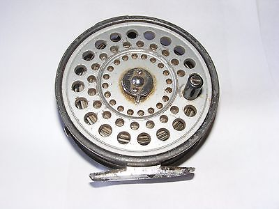Vintage Roddy 34 Fly Fishing Reel Trout Salmon Tackle