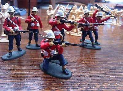 Call to Arms 2x boxes Rorke's Drift/ Isandlwana 1/32 54mm  plastic (32 figures)