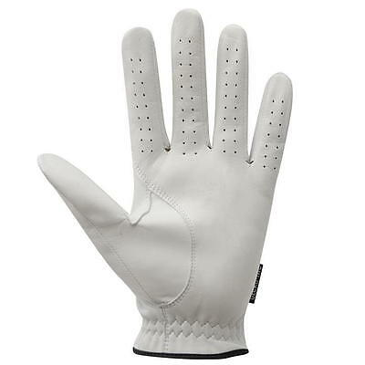 Everton -  Leather Golf Glove for Man Left Hand (Large)