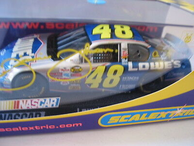 Collectable Scalextric Nascar C2598 Lowe's Chevrolet Montecarlo  Bnib