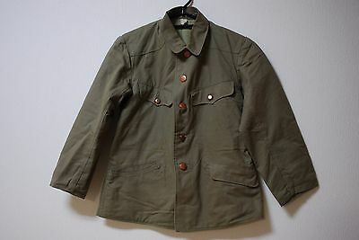 Japanese Military Original Uniform Army Combat Jacket 1943 WW2 War 2