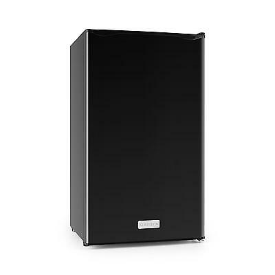 Klarstein Springfield Refrigerator Fridge 112 L Black Space Energy Saver A+ 60