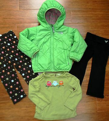 Girls ~THE NORTH FACE~GYMBOREE~ Winter Coat Lot, sz 3T
