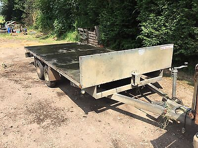14Ft Trailer Flatbed Page Trailers Not Ifor Williams