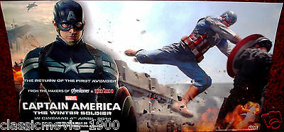 Captain America: The Winter Soldier (2014) Original Lobby Cards India Mint