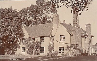 Slough House, Country House, Danbury, Essex. Rp, 1907.