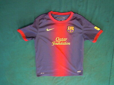 foot tres beau maillot F C Barcelone Nike