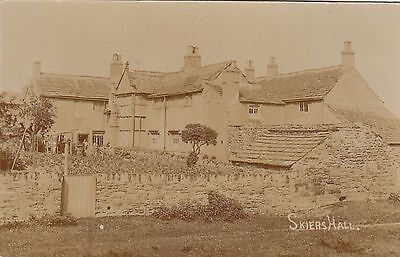Skiers Hall, Country House, Barnsley, Yorkshire. Rp, C1910.