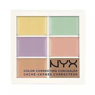 NYX Conceal, Correct Contour Palette MEDIUM CHCP04 new