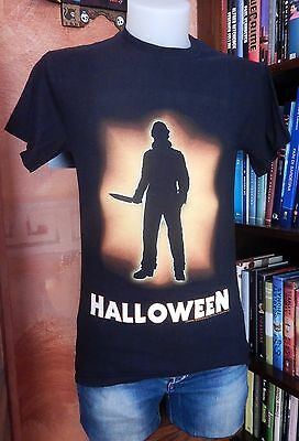 T-SHIRT HALLOWEEN Horror Movie 80s Vintage-Used-Retro