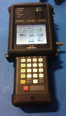 CM1000 - Sunrise Telecom Cable Tester - Working Condition - NO Cables or Charger