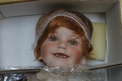 """Doll """"Huckle Berry Fin"""" by United State Postal Service Collection # 108"""