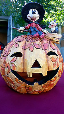 Citrouille halloween Walt Disney  SHOWCASE Collection  Neuf