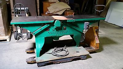 "Moak 16""Heavy Duty Industrial Jointer"