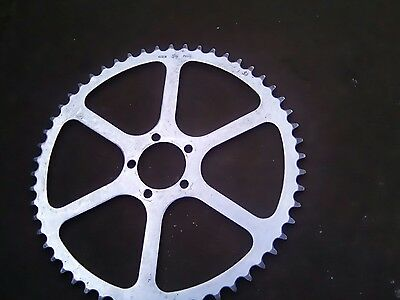 Vintage T.A crank fitting chainring 54T