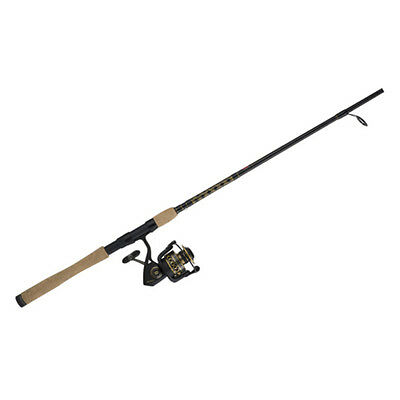 Penn 1338232 Battle II Combo Reel Size 6000 Length 9' Medium Heavy Fishing