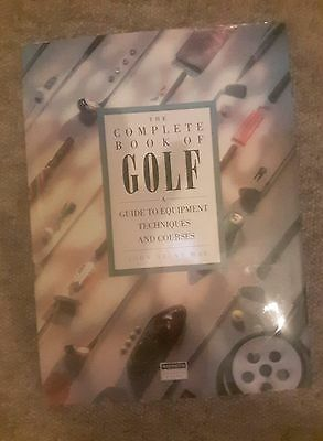 The Complete Book of Golf by John Allan May (Hardback, 1991)