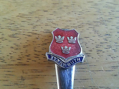 Tynemouth - Collectable Sugar Spoon