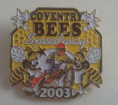 Coventry Bees 2003 Speedway Badge