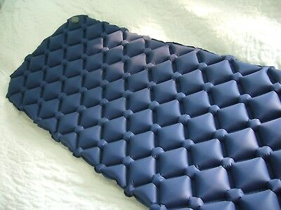 UltraPad - Lightweight Inflatable Backpacking Camping Mattress - Just 450 grams!
